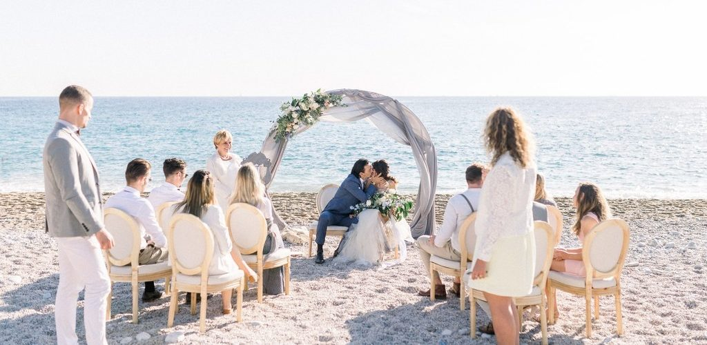Provencde Emoi - wedding planner provence - seaside wedding
