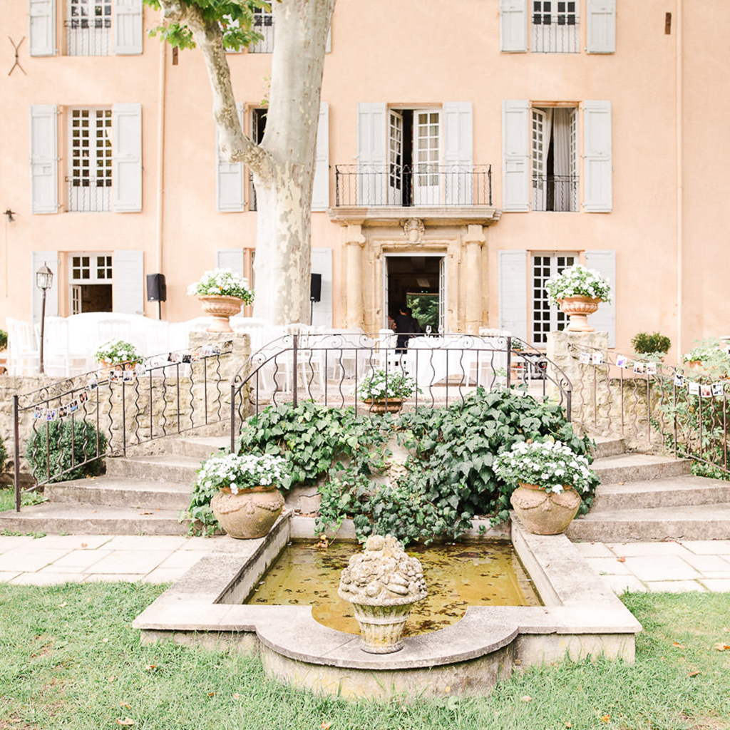 Provence wedding planner