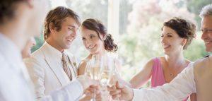 La demande en mariage et les fiançailles