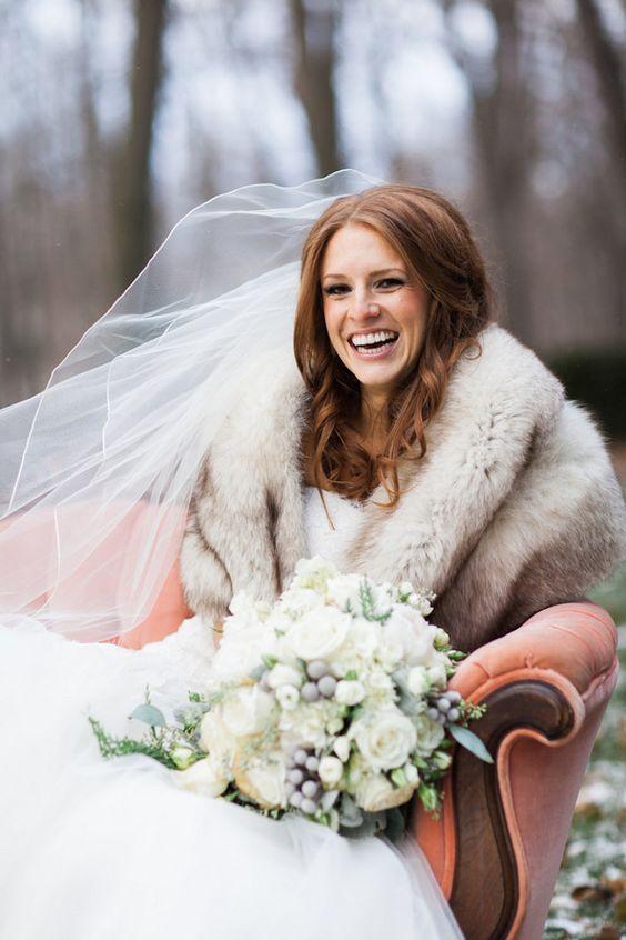 Le voile de mariée