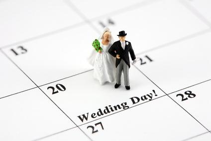 Comment aborder l'organisation de son mariage ; septembre et la rentrée des classes