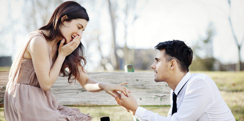 Faire sa demande en mariage