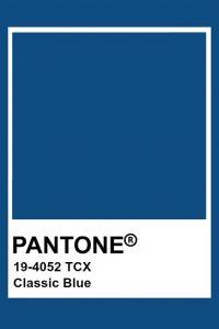 """""""Classic Blue"""" : la couleur bleue tendance pour son mariage"""