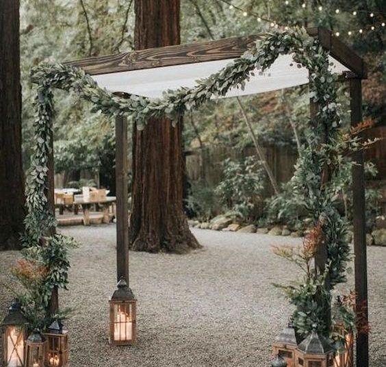 pluie mariage automne solution cérémonie organisation wedding planner