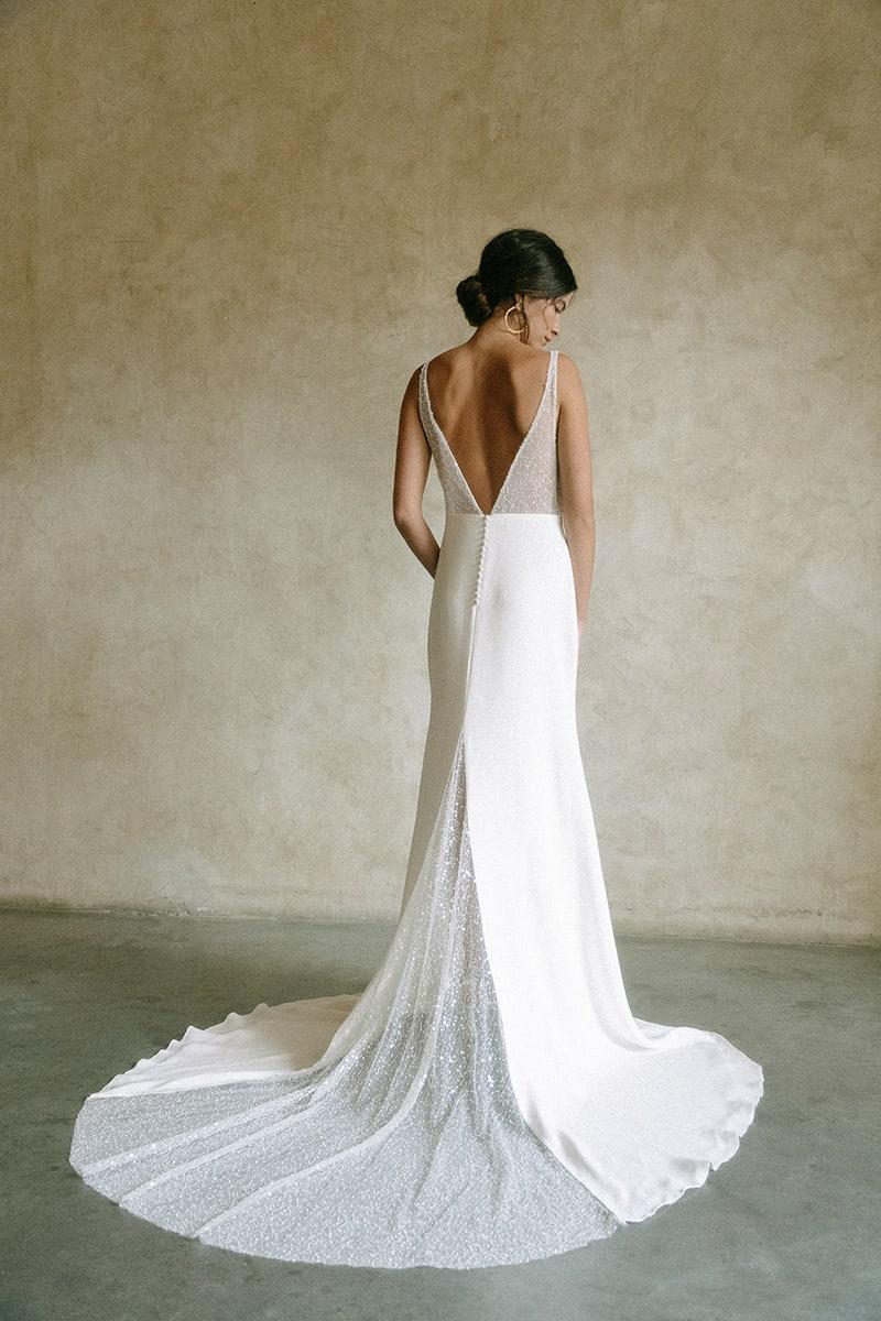 tendance robe mariée 2021 mariage provence emoi wedidng planner
