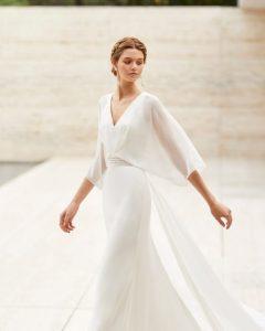 Tendances 2021 – Les robes de mariée