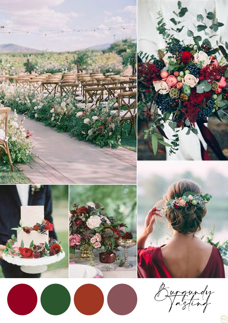 Mariage provence automne wedding planner inspiration