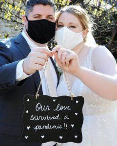 Mariage et COVID : 10 idées pour un mariage en toute sécurité