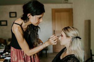 Nos conseils pour vos essais coiffure et maquillage de mariée